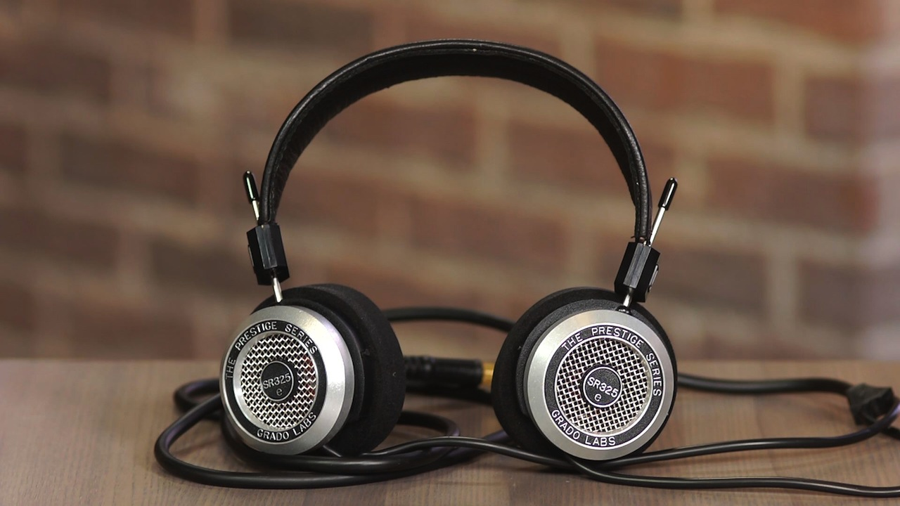 Video: Grado SR325e: A detail lovers headphone