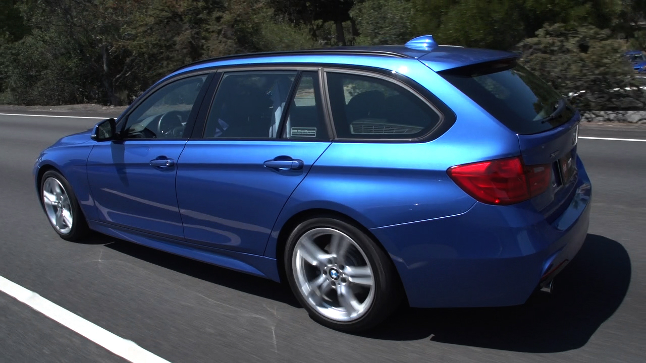 Video: 2014 BMW 328d xDrive Sports Wagon