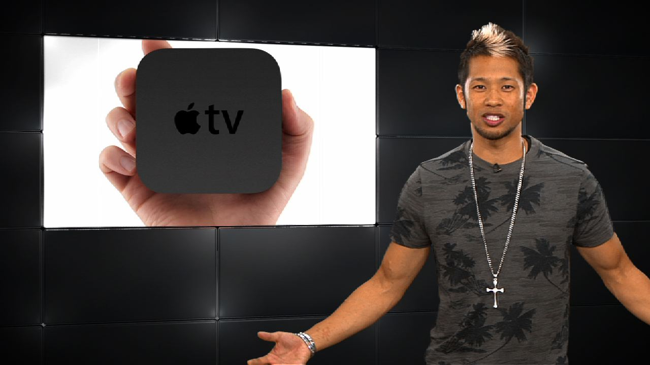 Video: Don't expect the new Apple TV until 2015