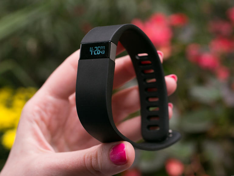 Fitness tracking goes under
