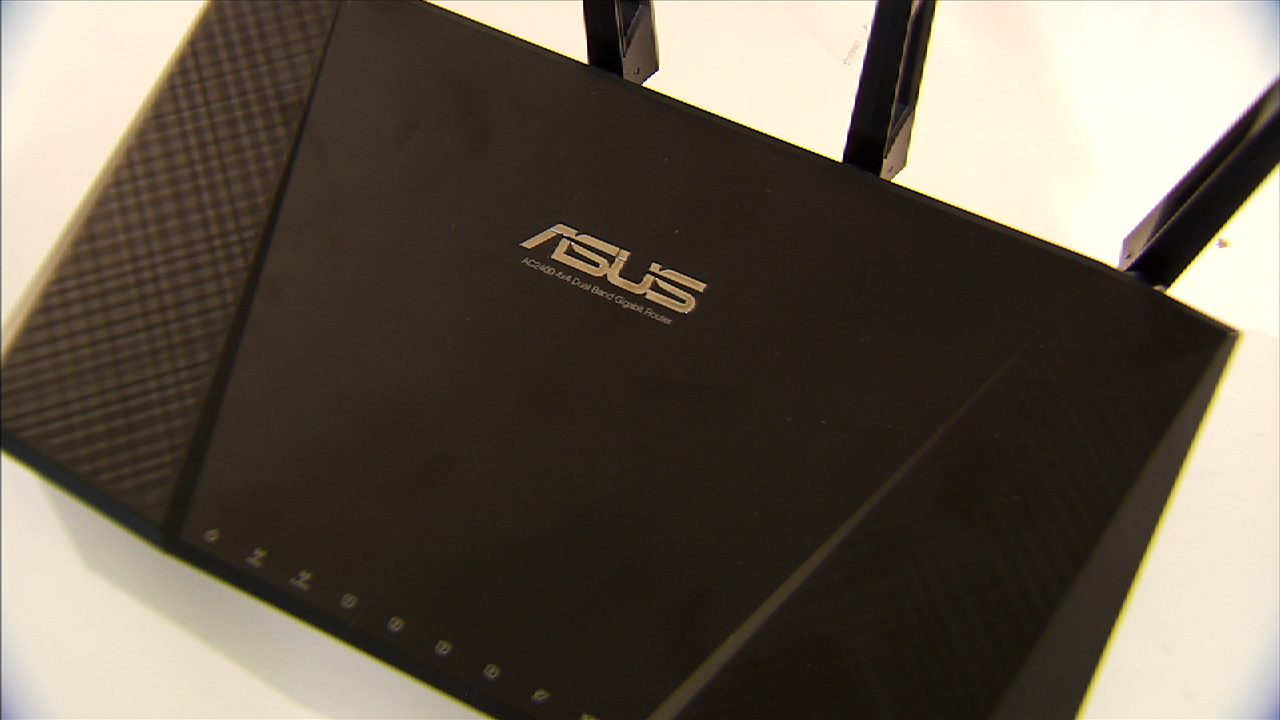 Video: Asus RT-AC87U router is a big step up in Wi-Fi performance