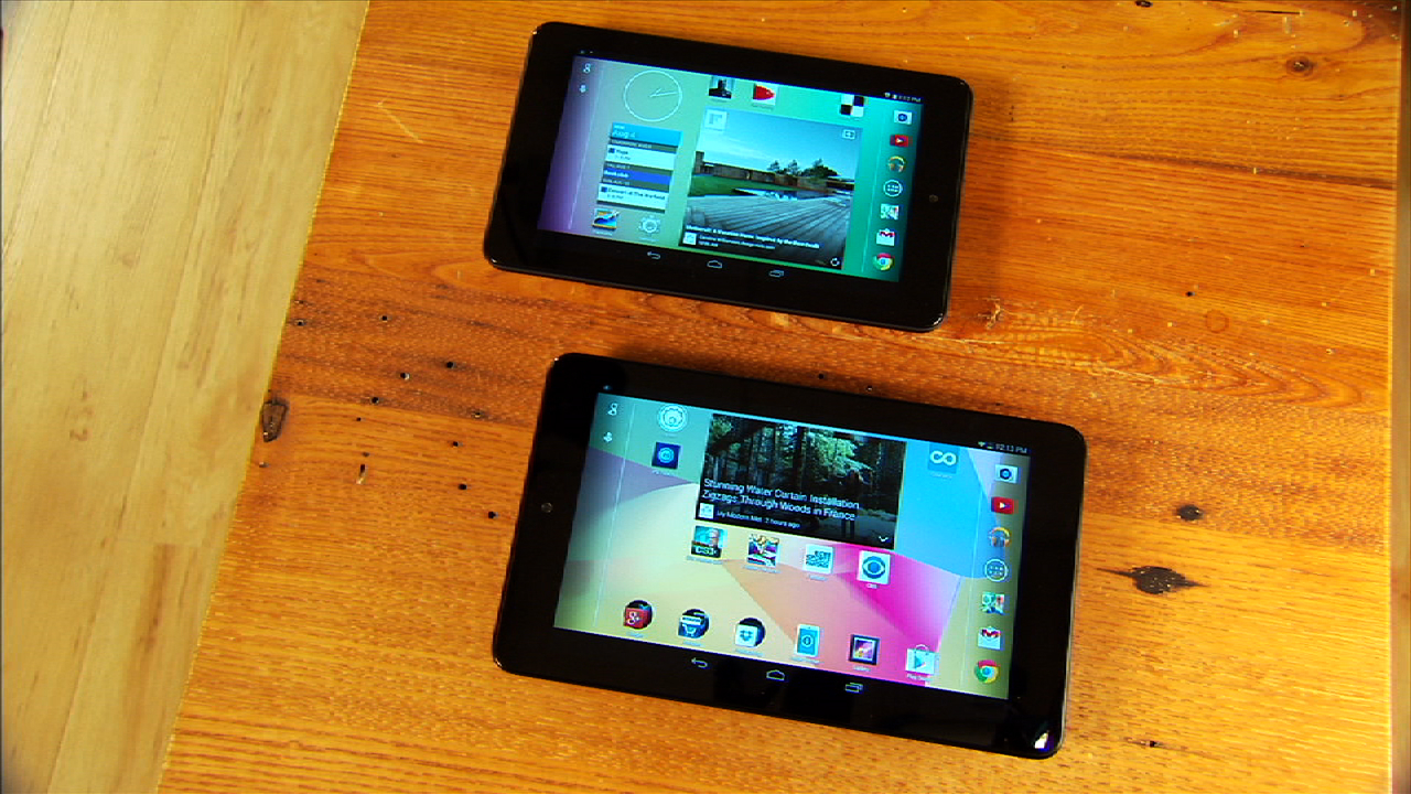 Video: Dell Venue 7 and 8 tablets play it simple and smooth
