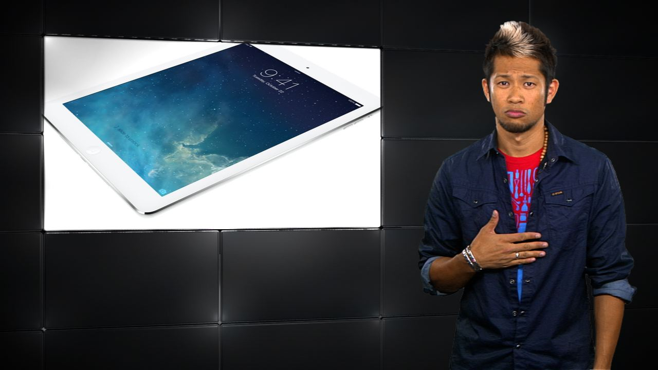 Video: Will the next iPad Air bring rear touch controls?