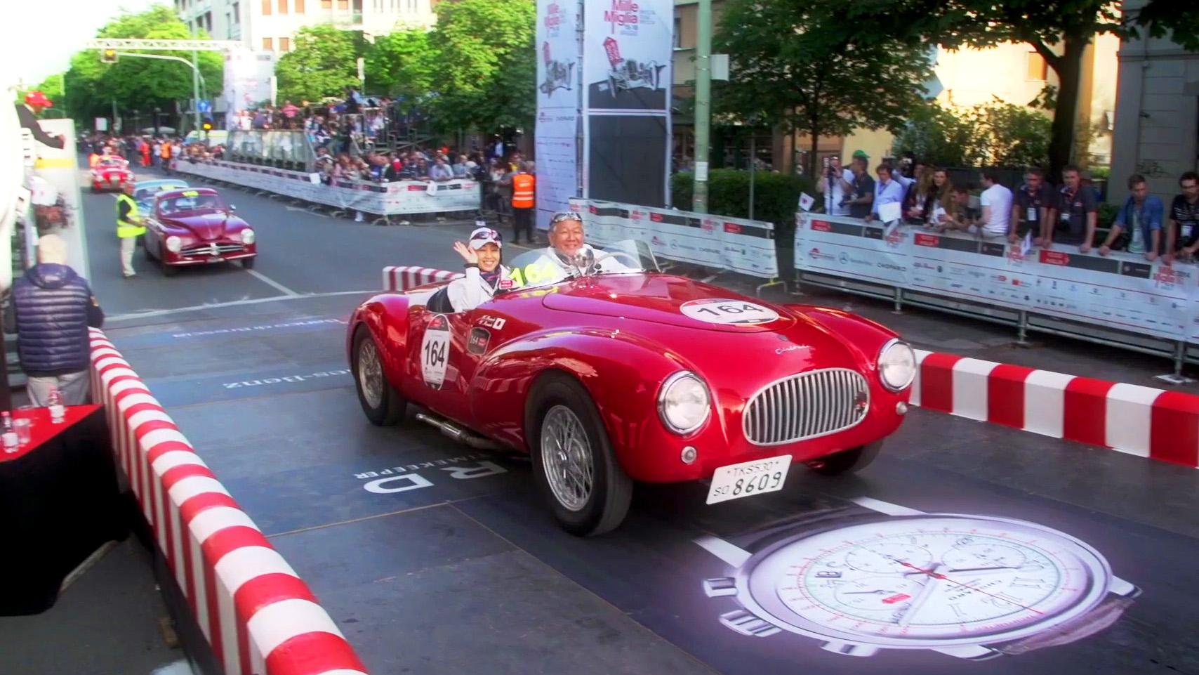 Video: Mille Miglia 2014: A front-row seat