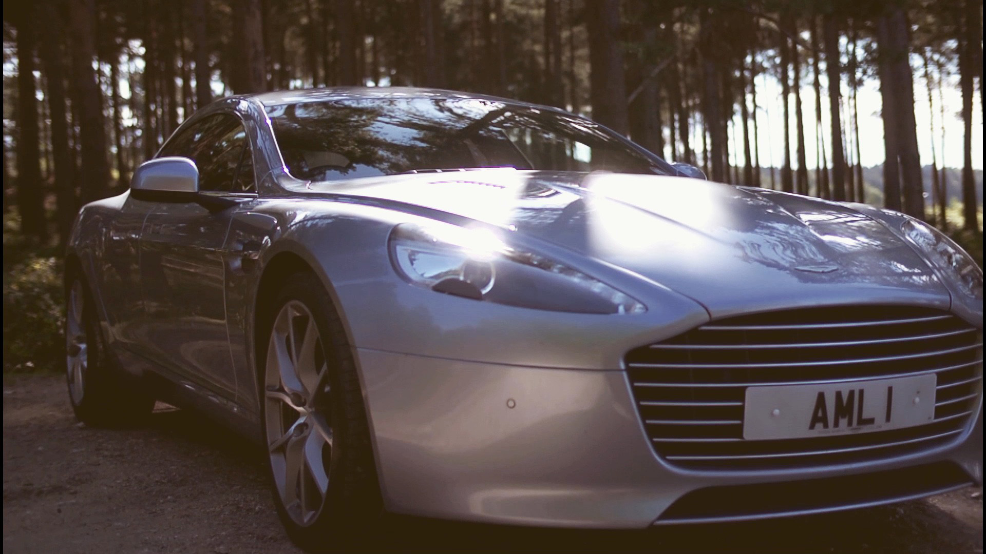 Video: 2014 Aston Martin Rapide S: Do more doors make for more fun?