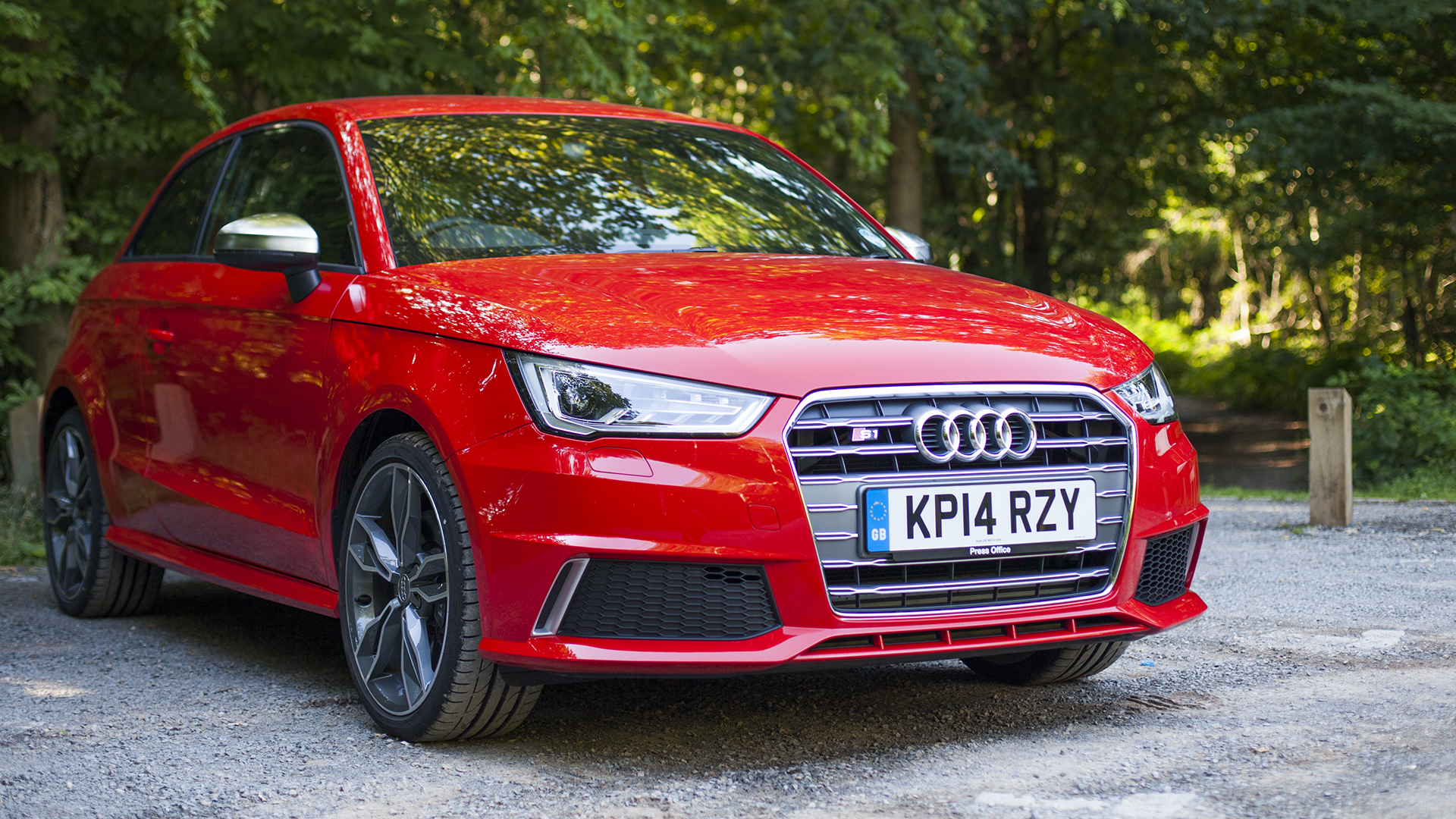 Video: Audi S1: Dawn of the hyperhatch?