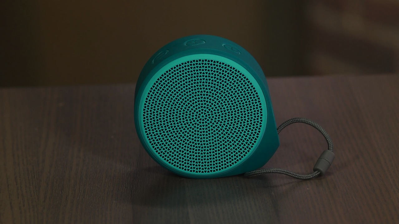 Video: Logitech X100: A tiny, travel-friendly Bluetooth speaker