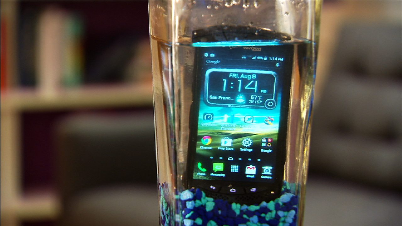 Video: Kyocera Brigadier brings durable sapphire display and 4G LTE to Verizon