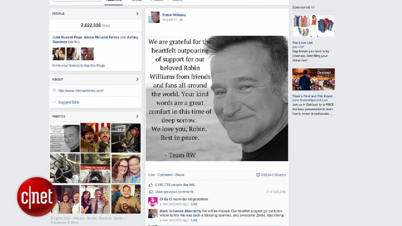 Video: Even Robin Williams' daughter isn't safe from Twitter trolls