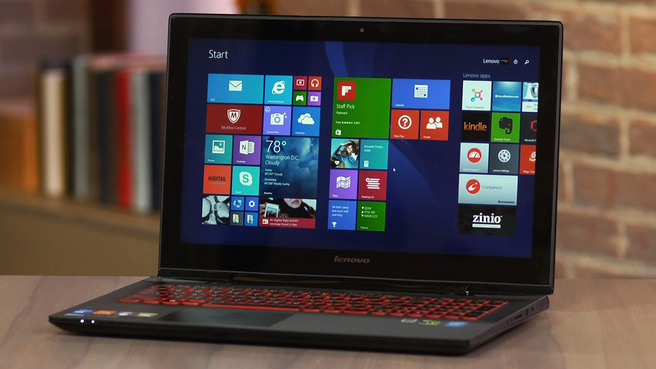 Video: Lenovo Y50 Touch: A midsize gaming system with style