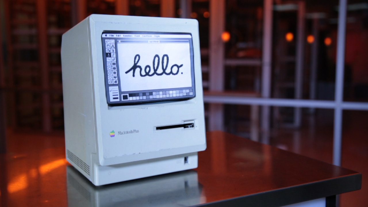 Video: Retro vistazo a las primeras Macintosh