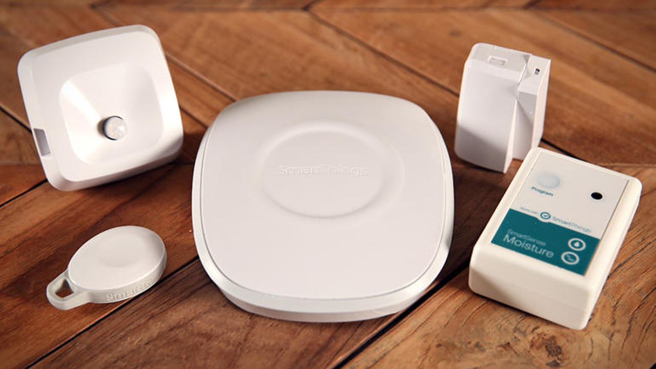 Video: Samsung buys SmartThings to become a smart home hub