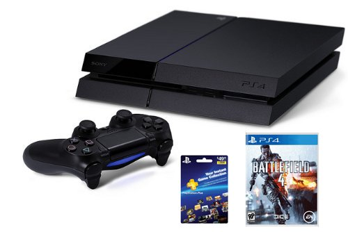 Sony PlayStation 4 Battlefield 4 Bundle