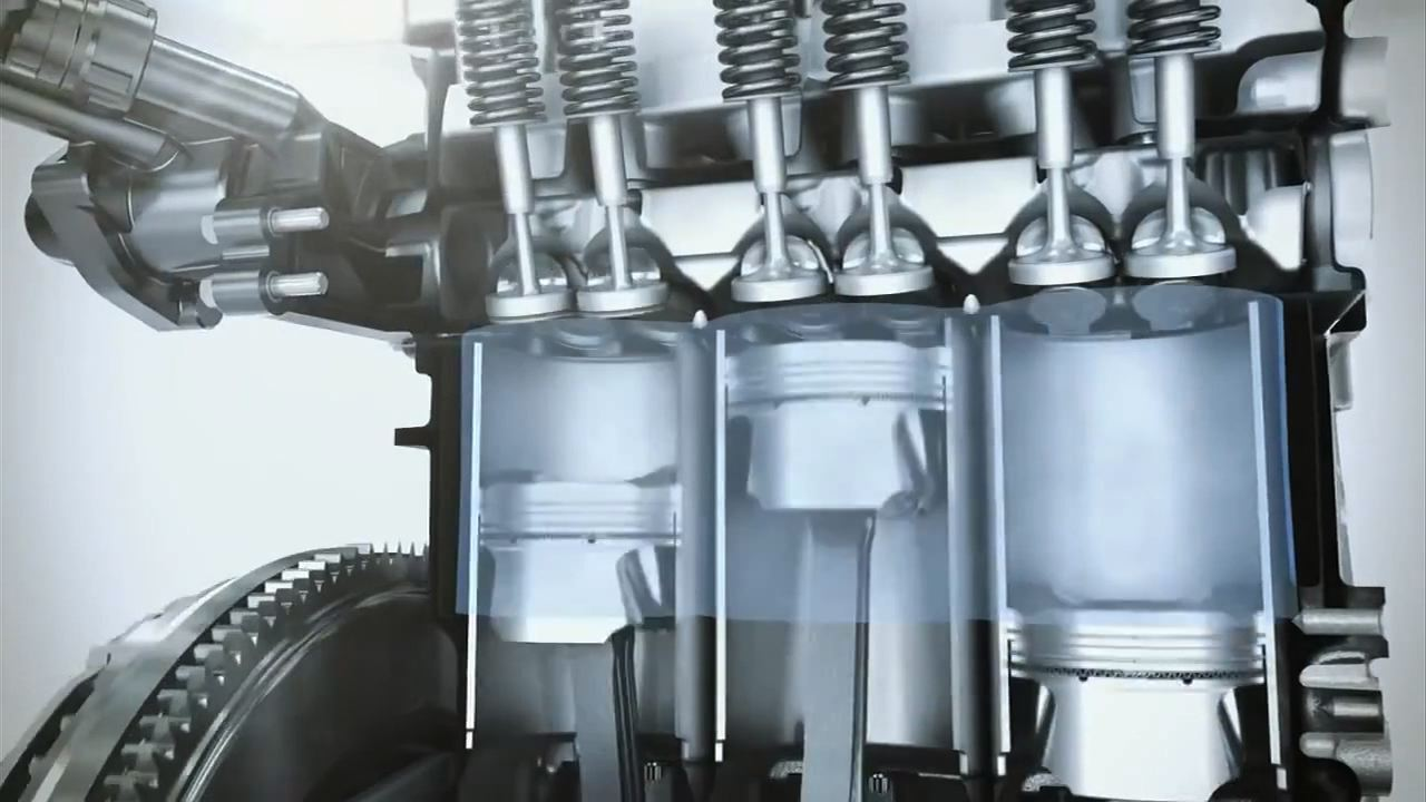 Video: Top 5: Three-cylinder engines