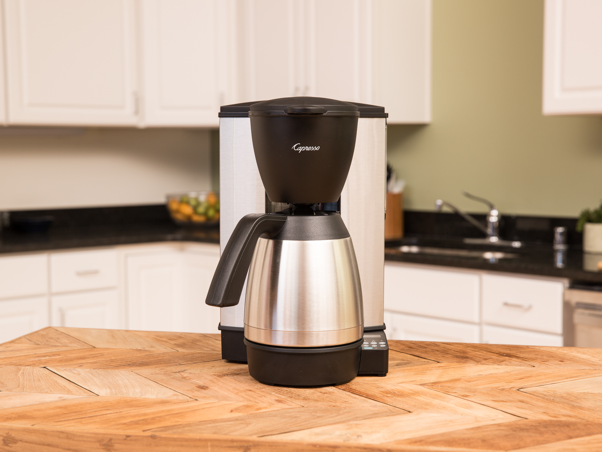 Capresso MT600 review - CNET
