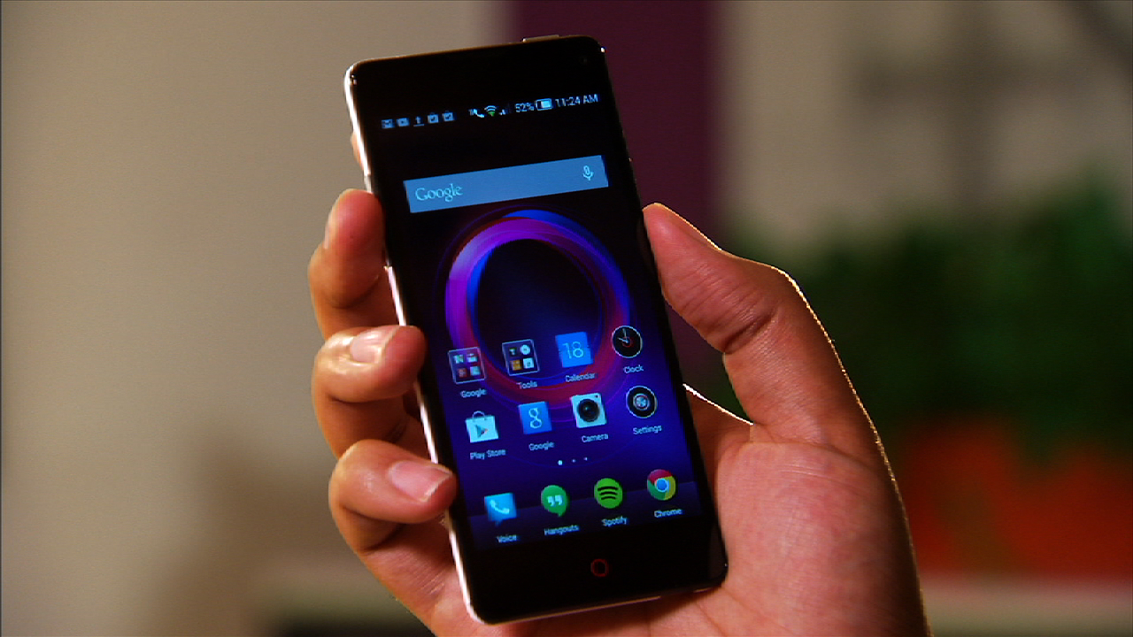 Video: ZTE's Nubia 5S Mini impresses on price and performance