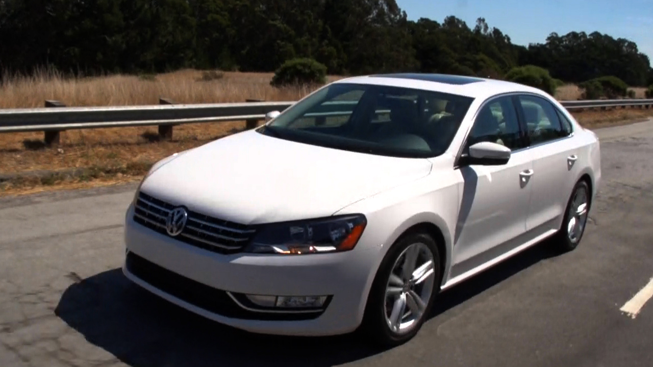Video: 2014 Volkswagen Passat SEL
