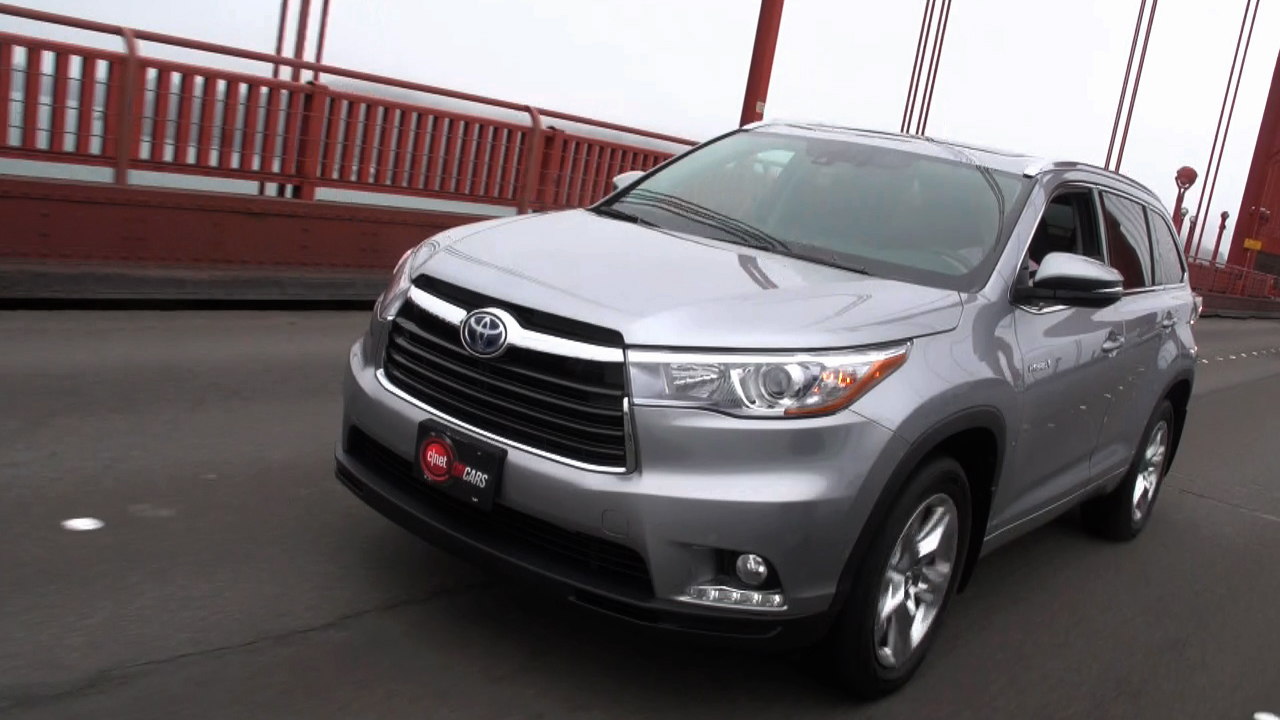 Video: 2014 Toyota Highlander Hybrid