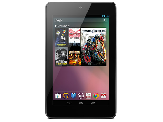 Google Nexus 7 - tablet - Android 4.1 (Jelly Bean) - 8 GB - 7""