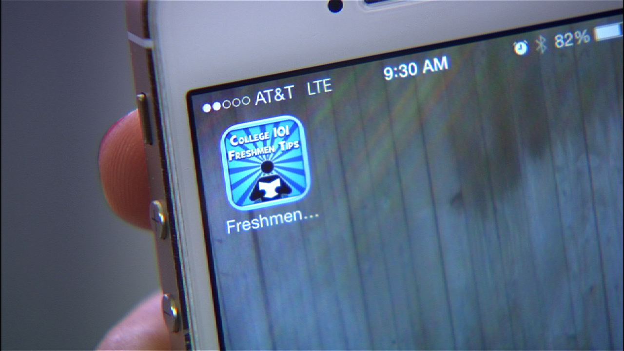Video: Apps to prep for college