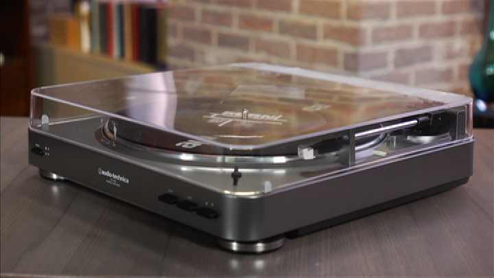 Video: The Audio-Technica AT-LP60 is a beginner's turntable for the vinyl revival
