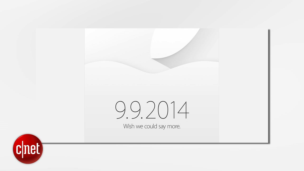 Video: Apple invite arrives, speculation heightens