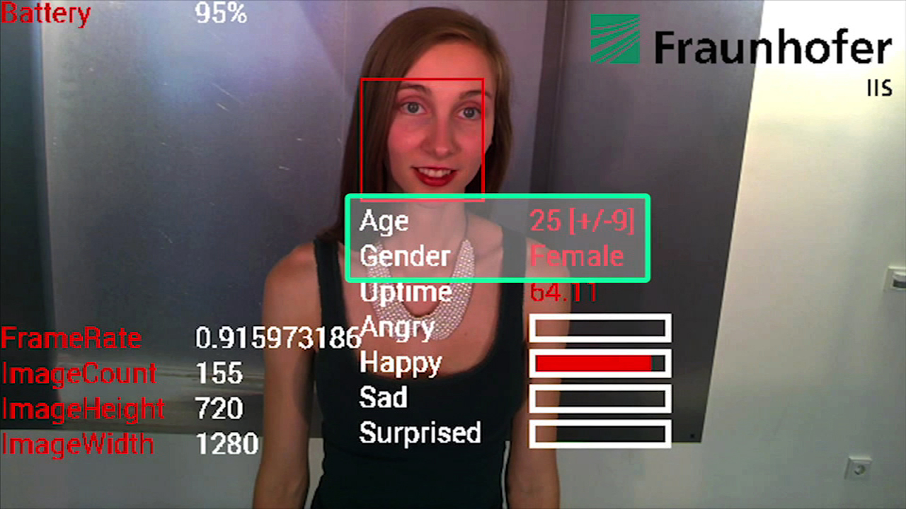 Video: Google Glass app detects age, gender, mood, Ep. 172