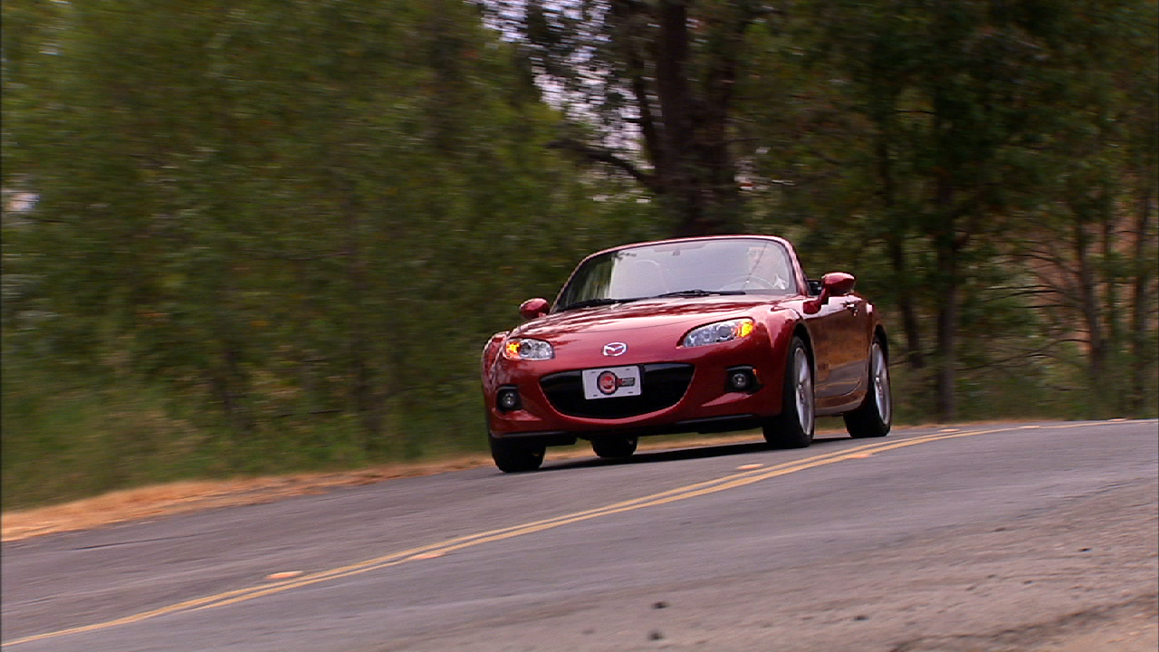Video: On the road: 2014 Mazda MX-5 Miata