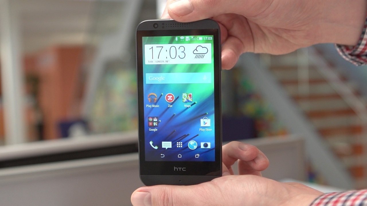 Video: HTC Desire 510 offers affordable 4G (hands-on)