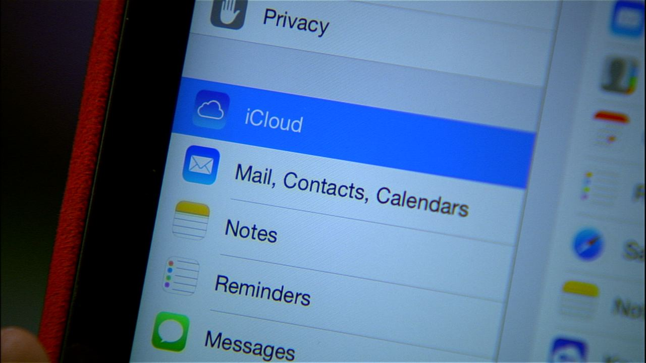 Video: Just how safe is iCloud and other online services?