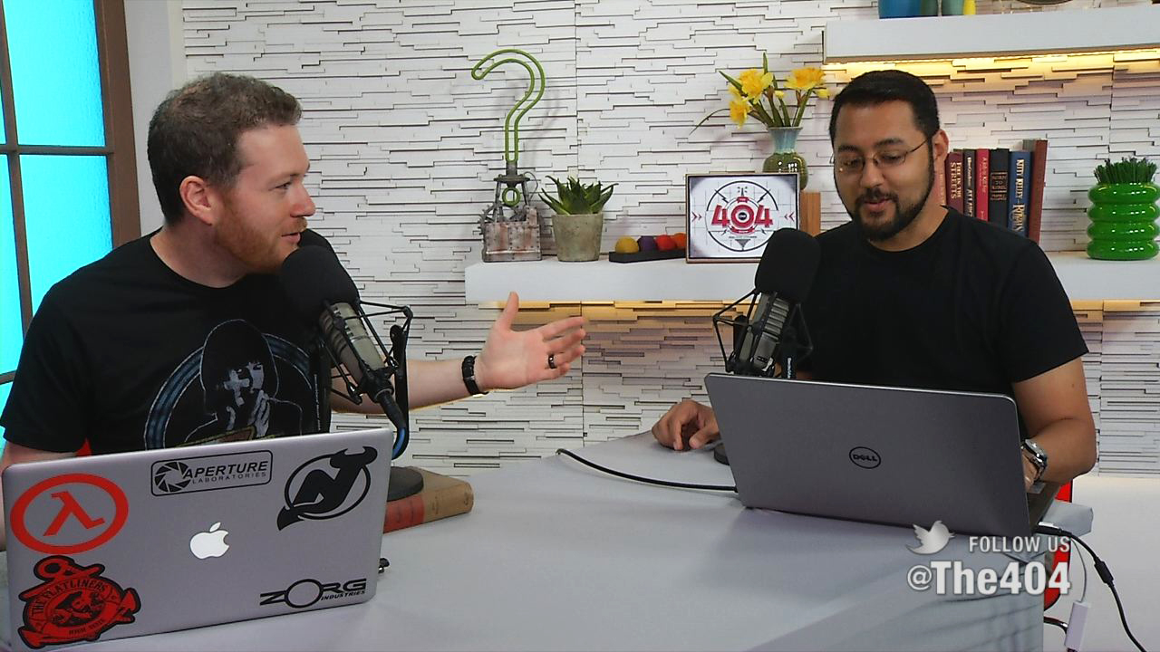 Video: The 404 Show 1,544: iCloud leak investigation, Sony's QX1 pro lenses for your smartphone