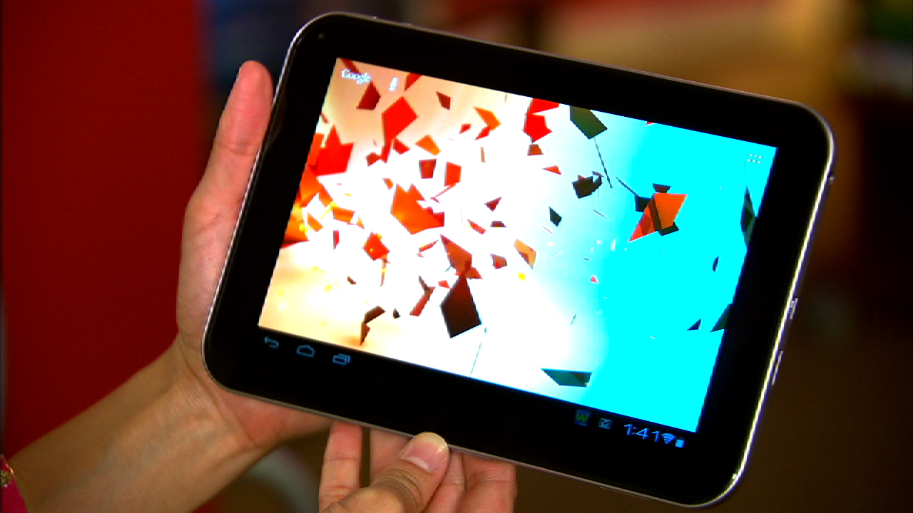 Video: Have tablets peaked?