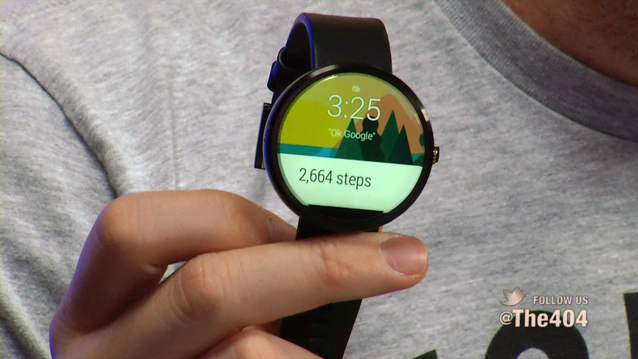 Video: The 404 Show 1,546: Moto 360 hands-on, Destiny the fragrance