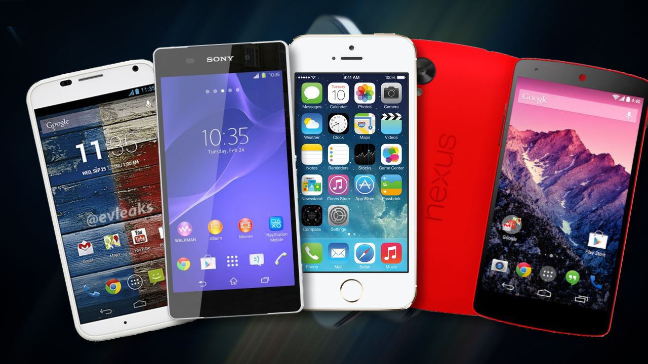 Video: Most anticipated phones (Fall 2014)
