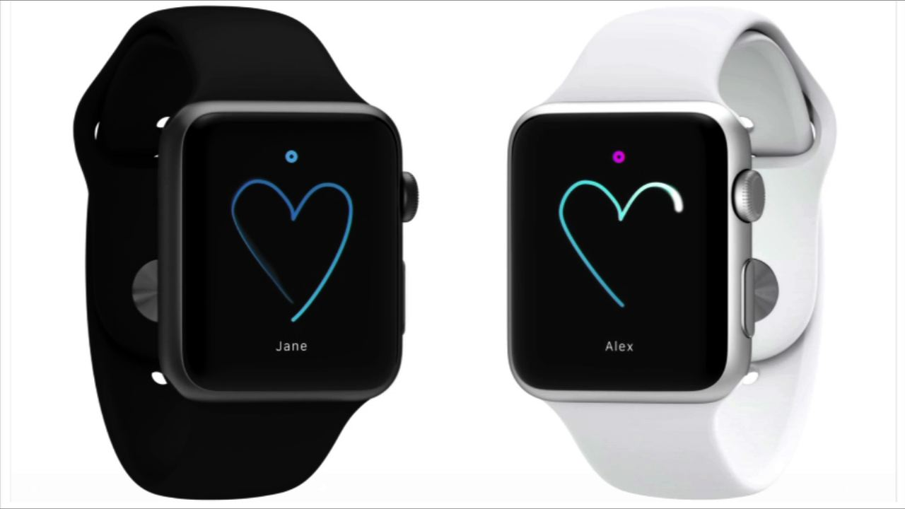 Video: Apple Watch offers new way to communicate, pay