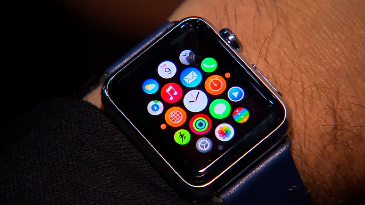 Video: Hands-on with Apple's Watch