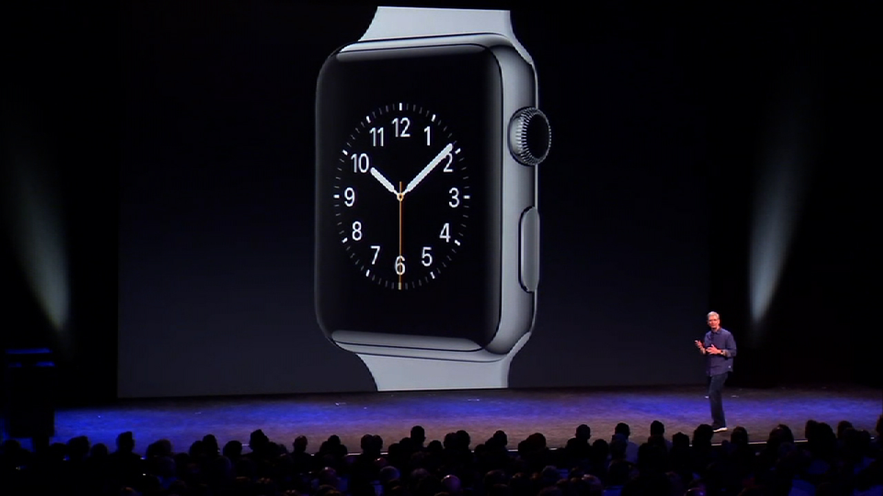 Video: Apple boldly enters wearable market with Apple Watch