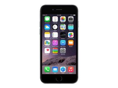 Apple iPhone 6 (128GB, Space Gray)