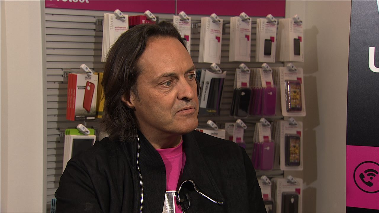 Video: Could BlackBerry and T-Mobile reconcile?