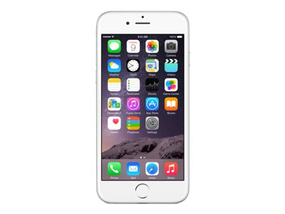 Apple iPhone 6 (64GB, silver)