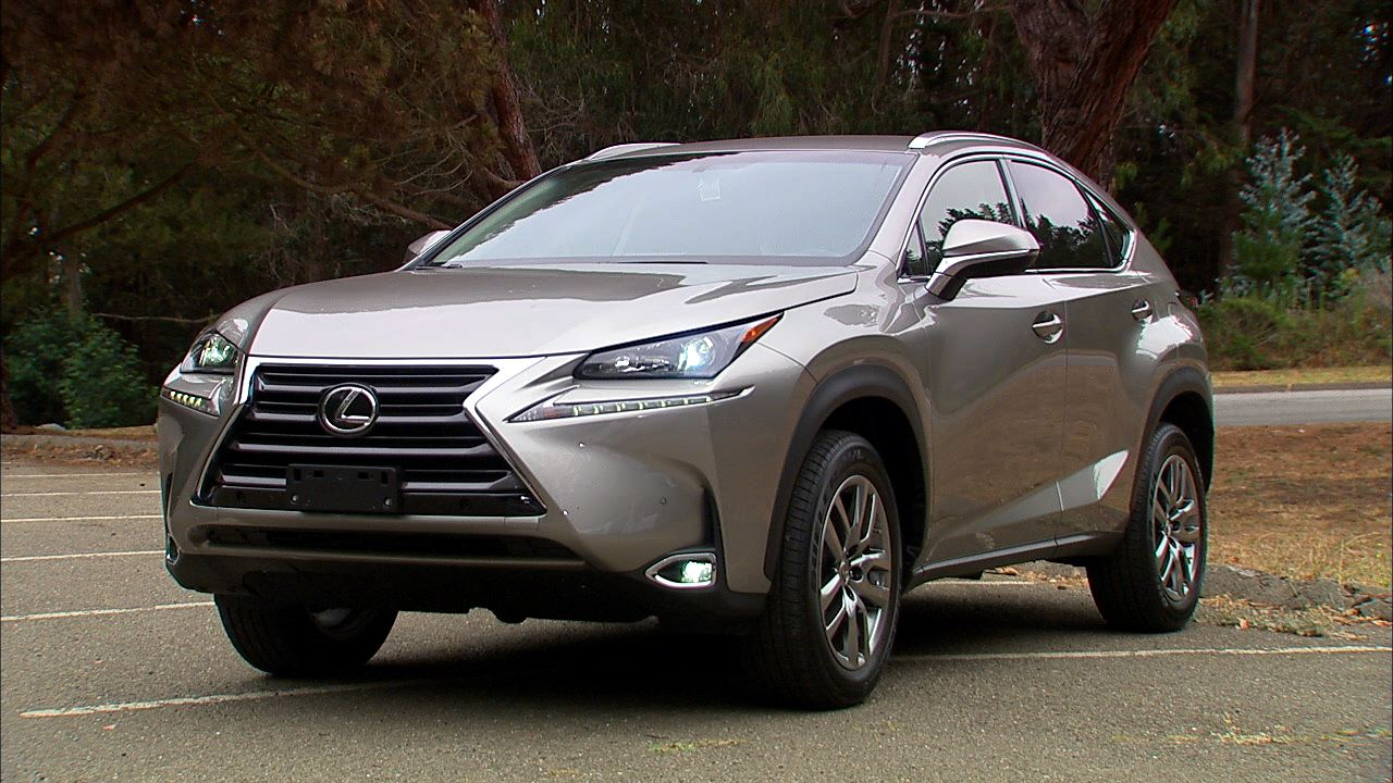 Video: 2015 Lexus NX 200t