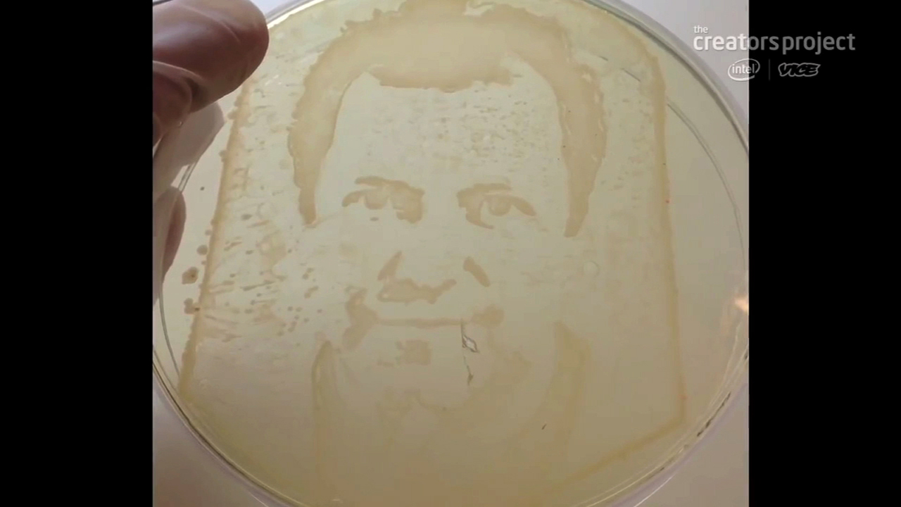 Video: Science and art team up to create cancer cell and bacteria portraits, Ep. 174