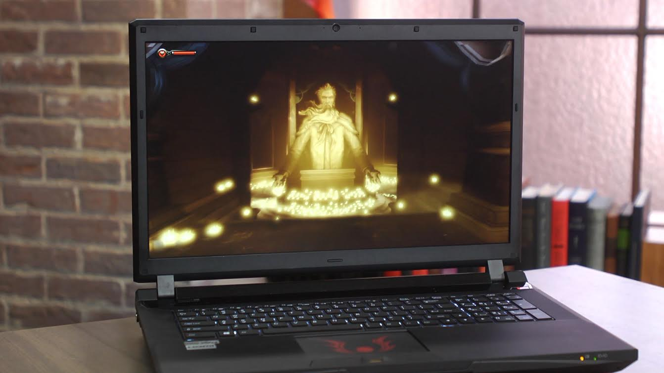 Video: Digital Storm Krypton offers the same parts and design as other gaming laptops, for less.