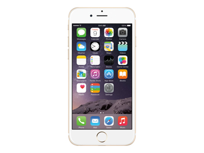 Apple iPhone 6 (16GB, gold)