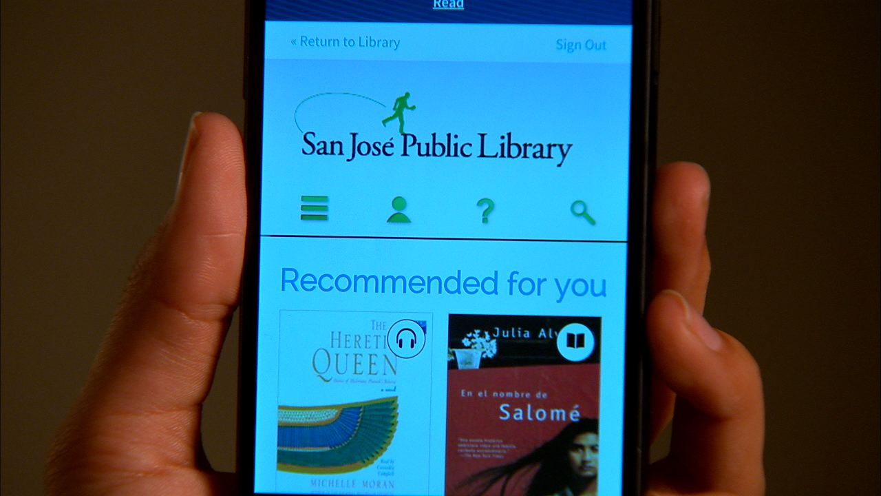 Video: Check out library books on any device