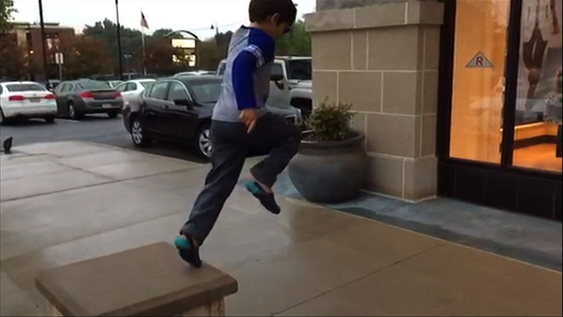 Video: Super slow-mo on the iPhone 6