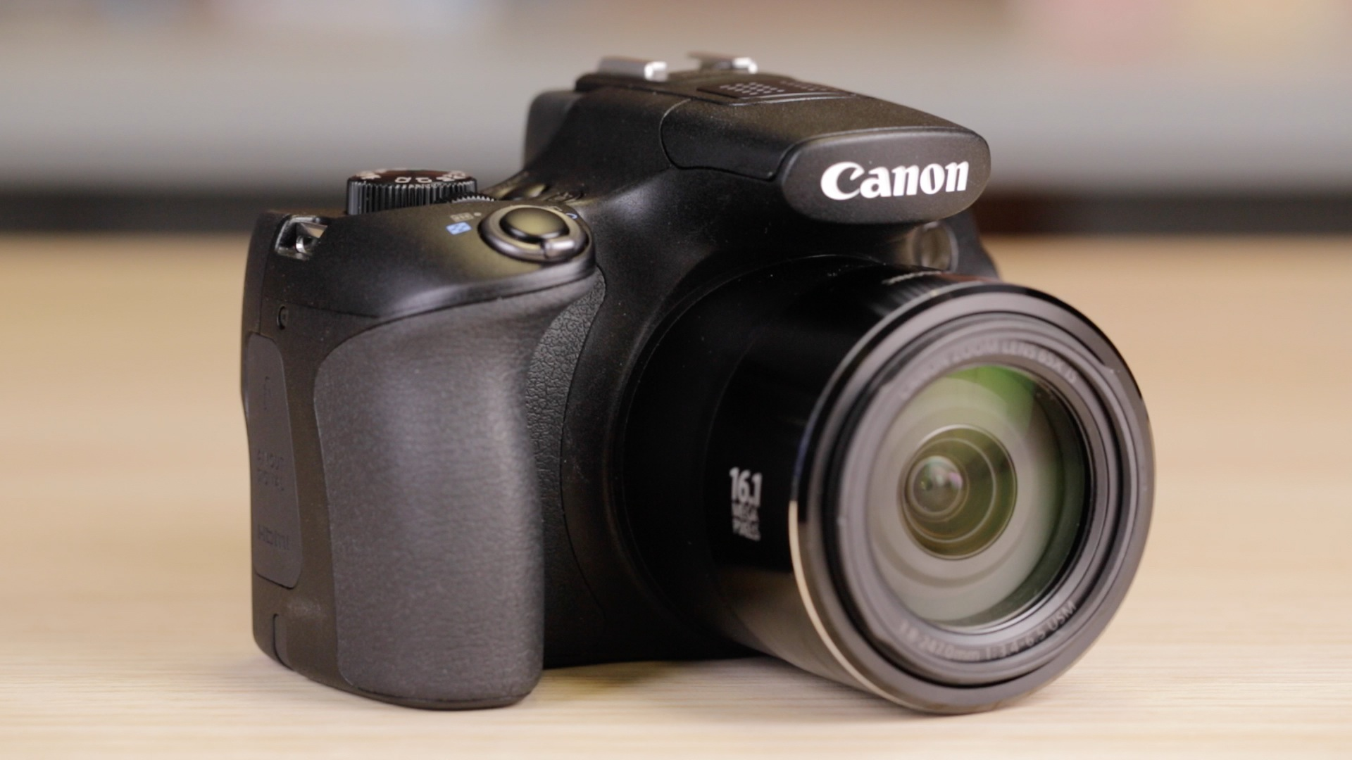 Video: Canon SX60 HS packs all the zoom you can handle