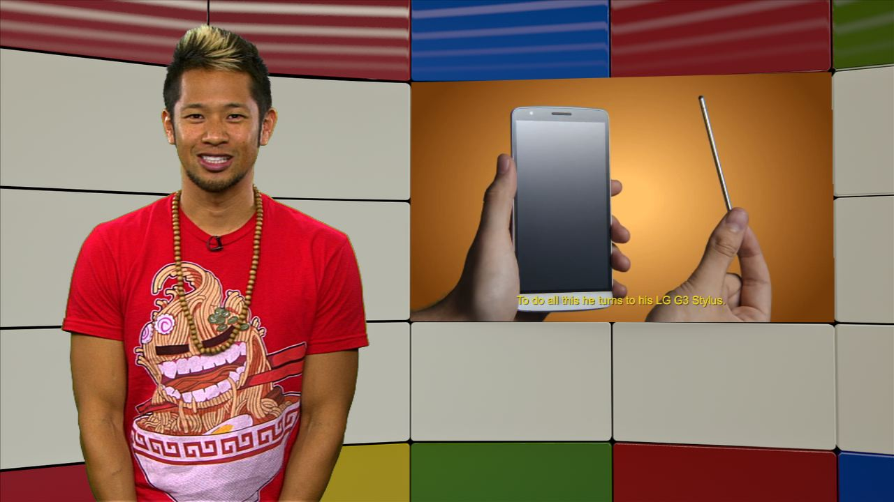 Video: The LG G3 brings a Stylus