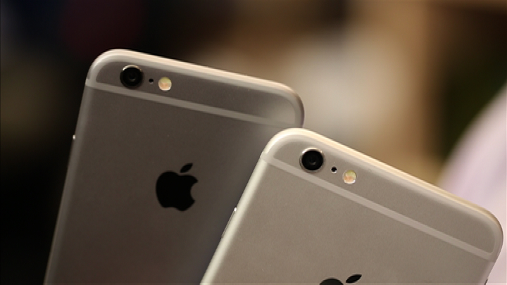 Video: Apple iPhone 6 vs. 6 Plus camera comparison