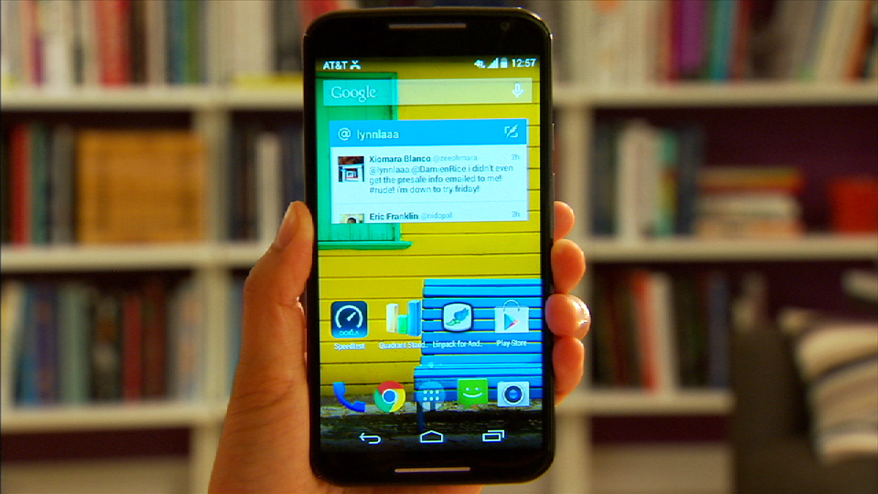 Video: Motorola's Moto X (2014) is a premium, customizable winner